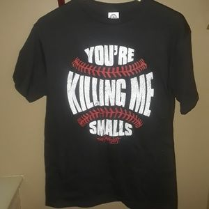 Sandlot You're Killing Me Smalls tshirt